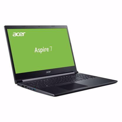 "Fotografija izdelka Acer A715-75G-70T9 15"" FHD|i7H|16G|512SSD|1650|DOS"