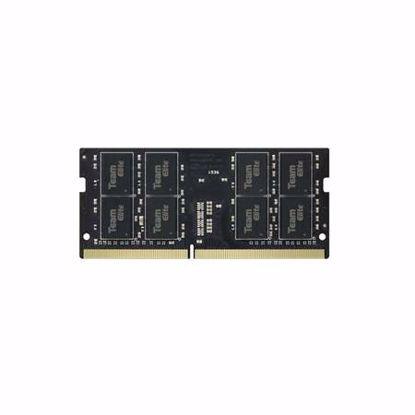Fotografija izdelka TEAMGROUP Elite 8GB (1x8GB)  2666MHz DDR4 SO-DIMM (TED48G2666C19-S01) ram pomnilnik