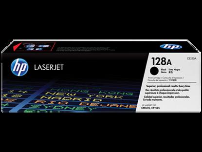 Fotografija izdelka Toner HP 128A Črn CE320A - odprta embalaža -