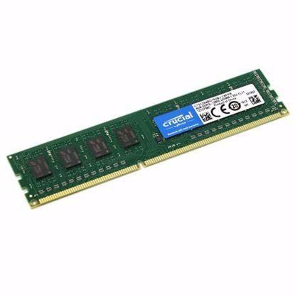 Fotografija izdelka CRUCIAL 4GB 1600MHz DDR3L 1,35V (CT51264BD160BJ) ram pomnilnik