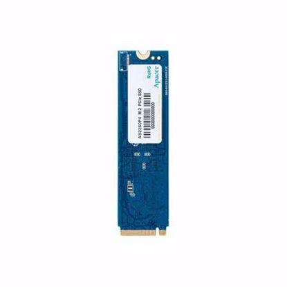 Fotografija izdelka APACER AS2280P4 512GB M.2 2280 PCIe NVMe (AP512GAS2280P4) BULK SSD