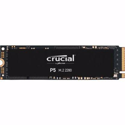 Fotografija izdelka CRUCIAL P5 250GB M.2 2280 PCIe NVMe (CT250P5SSD8) SSD