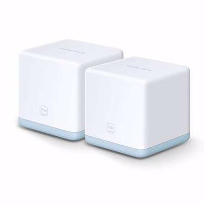 Fotografija izdelka MERCUSYS HALO S12 (2-pack) AC1200 Whole Home Mesh Wi-Fi sistem