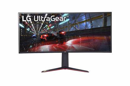 Fotografija izdelka Monitor LG 38GN950-B 38'', NANO IPS, 3840x1600, 21:9, 2xHDMI, DP,USB-up, 2xUSB-down, 144Hz, HDR10