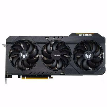 Fotografija izdelka ASUS TUF Gaming GeForce RTX 3060 Ti OC 8GB GDDR6 (TUF-RTX3060TI-O8G-GAMING) gaming grafična kartica