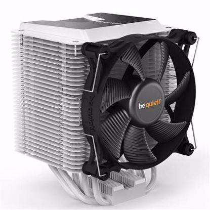 Fotografija izdelka BE QUIET! SHADOW ROCK 3 White (BK005) 120mm procesorski hladilnik