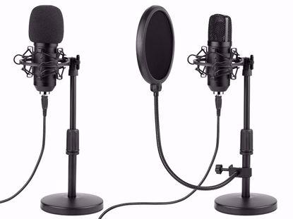 Fotografija izdelka Mikrofon TRACER Premium PRO USB