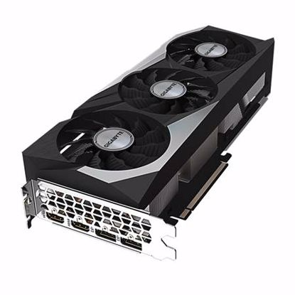 Fotografija izdelka GIGABYTE Radeon RX 6800 GAMING OC 16GB GDDR6 (GV-R68GAMING OC-16GD) RGB grafična kartica