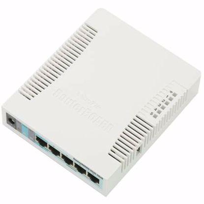 Fotografija izdelka MIKROTIK RB951G-2HND 5-port brezžična dostopna točka