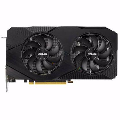 Fotografija izdelka ASUS GeForce DUAL GTX 1660S OC 6GB DDR6 EVO (DUAL-GTX1660S-O6G-EVO) gaming grafična kartica