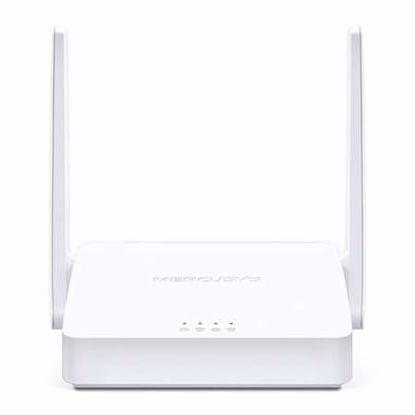 Fotografija izdelka MERCUSYS WLAN MW302R 300 Mbps Multi-Mode brezžični usmerjevalnik-router
