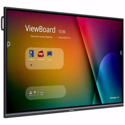 """Fotografija izdelka VIEWSONIC ViewBoard IFP8650-3 218,44cm (86"""") 4K na dotik interaktivni zaslon"""