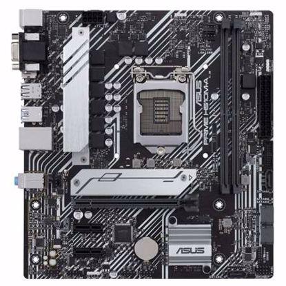 Fotografija izdelka ASUS PRIME H510M-A LGA1200 (10th&11th-gen) mATX DDR4 matična plošča