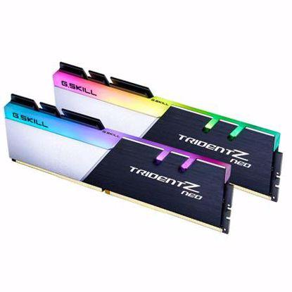 Fotografija izdelka G.SKILL Trident Z Neo 32GB (2x16GB) 3600MHz DDR4 RGB (F4-3600C16D-32GTZNC) ram pomnilnik