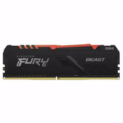 Fotografija izdelka KINGSTON Fury 16GB (2x 8GB) 3200MHz DDR4 (KF432C16BBAK2/16) ram pomnilnik