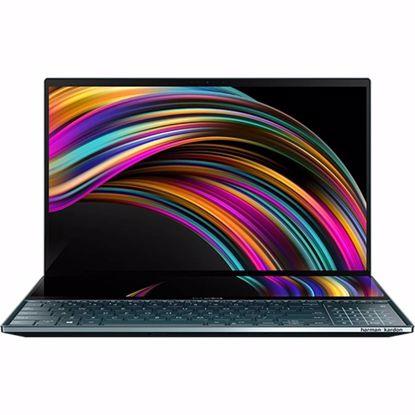 """Fotografija izdelka Prenosnik Asus ZenBook Pro DUO UX581GV-H2004R i7 / 16GB / 512GB SSD / 15,6"""" UHD OLED zaslon na dotik / NVIDIA GeForce RTX 2060 / Win 10 Pro (temno moder)"""