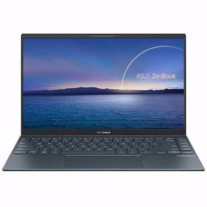 "Fotografija izdelka Prenosnik Asus ZenBook 14 UX425EA-WB503R i5 / 8GB / 512GB SSD / 14"" FHD IPS / Windows 10 Pro (siv) (Pine Grey)"
