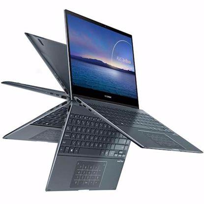 """Fotografija izdelka Prenosnik Asus ZenBook Flip 13 UX363JA-WB502T i5 / 8GB / 512GB SSD / 13,3"""" Touch FHD / Windows 10 (siv)"""