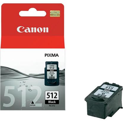 Fotografija izdelka Kartuša Canon PG-512 Črna, original