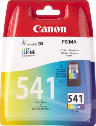 Fotografija izdelka Kartuša Canon CL541 Barvna, original