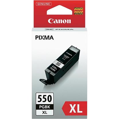 Fotografija izdelka Kartuša Canon PGI-550BK XL Črna, original