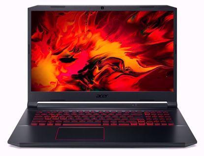 "Fotografija izdelka ACER Nitro 5 AN517 Intel i5 9300H  16GB SSD 512GB NVMe GeForce GTX1650 4GB 17.3"" FHD IPS 120Hz W10"